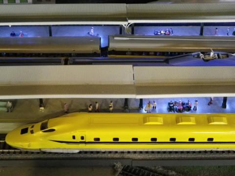 新幹線模型