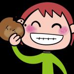 噛む回数が少ないと子供の成長に関係する?!食事時の効果は?